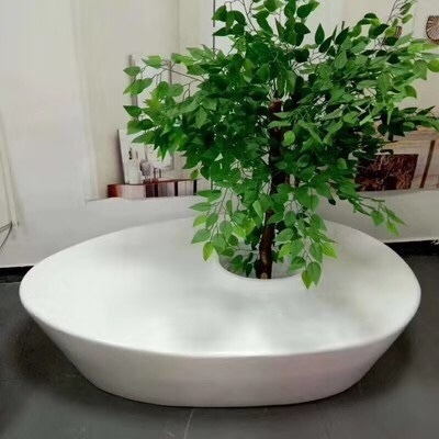 Tree Pot Seat Style No.2 - Oval 1