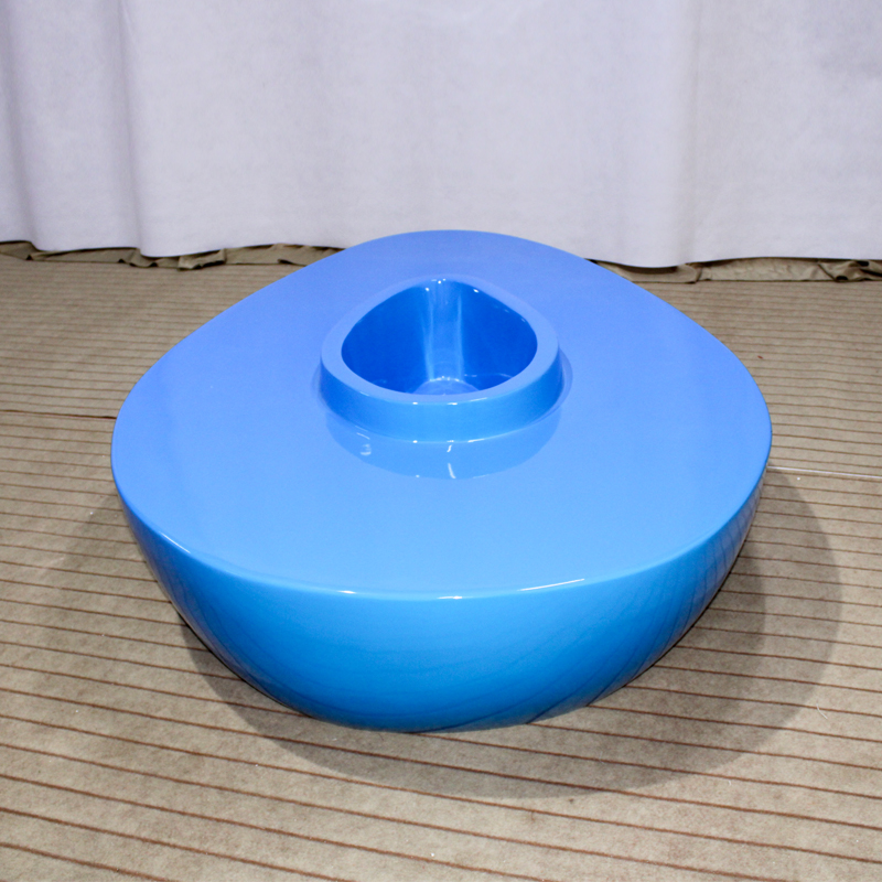 Tree Pot Seat Style No.10 - Blue